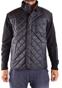 Paul & Shark Men's Blue Polyamide Outerwear Jacket.