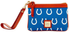 Dooney & Bourke Indianapolis Colts Exclusive Wristlet - BLUE - STYLE