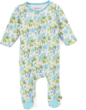 Zutano Monkey Jungle Footie - Infant