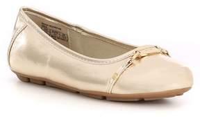 MICHAEL Michael Kors Girls Rover Reeder Ballet Flats