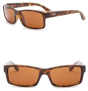 Ray-Ban Rectangle 59mm Sunglasses