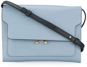 Marni foldover crossbody bag