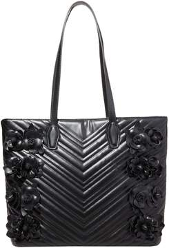 Betsey Johnson WHAT IN CARNATION TOTE