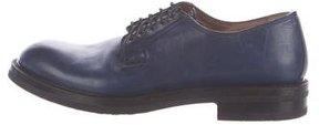 Antonio Maurizi Nevada Colbalto Derby Shoes