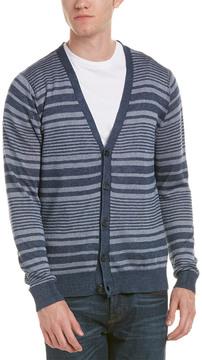 Michael Bastian Gray Label Linen Cardigan