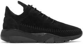Filling Pieces Black Apache Runner Low Sneakers