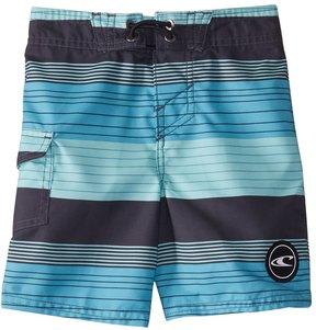 O'Neill Boys' Santa Cruz Stripe Boardshort (Toddler) 8166041