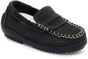 Naturino Boys) Navy Polo Moc Loafers