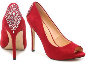 Badgley Mischka American Glamour Amara Pump - Women's