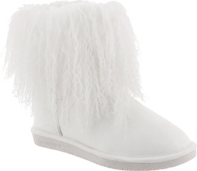 BearPaw Boo Solids Furry Boot (Women's)