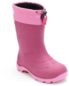Kamik Snobuster1 Girls' Waterproof Winter Boots