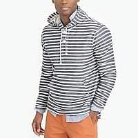 J.Crew Factory Striped hoodie