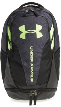 Under Armour Boy's Hustle 3.0 Backpack - Black