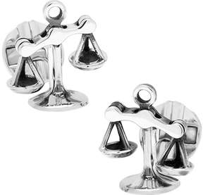 Cufflinks Inc. Moving Parts Scales of Justice Cufflinks (Men's)