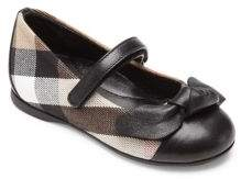 Burberry Toddler's Yaxley Mary Jane Flats