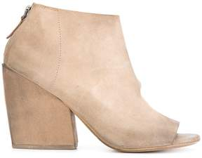Marsèll cut-out ankle boots