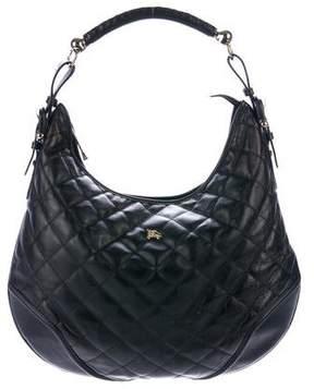Burberry Leather Hoxton Bag