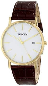 Bulova Quartz Mens Watch 97B100