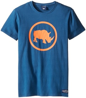 Toobydoo Camp Buffalo Rhino Tee Boy's T Shirt