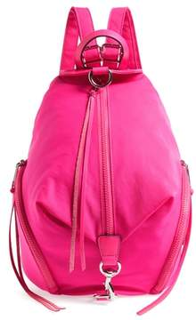 Rebecca Minkoff Julian Nylon Backpack - GREEN - STYLE