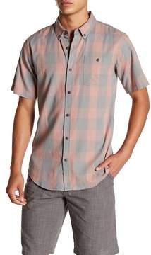 Ezekiel Ortiz Check Short Sleeve Regular Fit Shirt