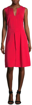 Ava & Aiden Women's Split Crewneck Dress