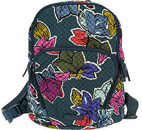 Vera Bradley Signature Print Hadley Backpack - ONE COLOR - STYLE