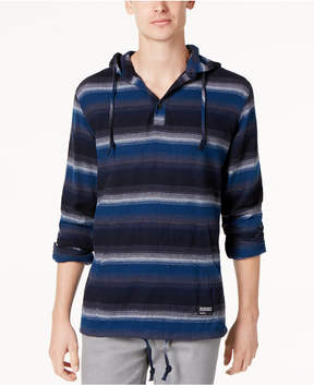 Ezekiel Men's Steezy Striped Hoodie