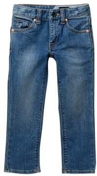 Volcom Vorta Slim Fit Jeans (Toddler & Little Boys)