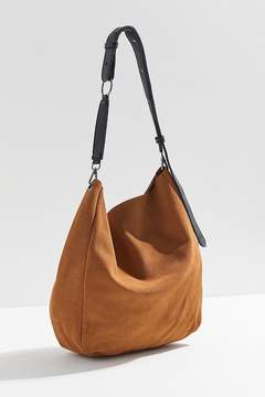 Urban Outfitters O-Ring Suede Shopper Tote Bag