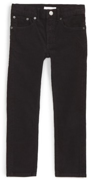 Burberry Boy's Skinny Corduroy Pants
