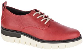 CAT Footwear Red Windup Leather Oxford