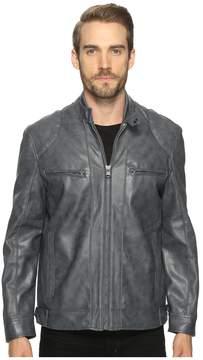 Andrew Marc Corwin Moto Jacket Men's Coat