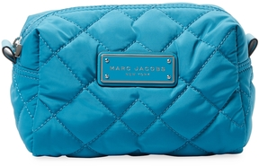 Marc Jacobs Quilted Large Cosmetic Case