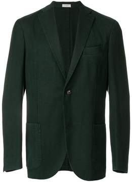 Boglioli patch pocket blazer