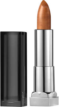 Maybelline Color Sensational Matte Metallics Lipstick - Pure Gold