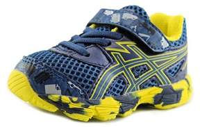 Asics Turbo Ts Round Toe Synthetic Sneakers.