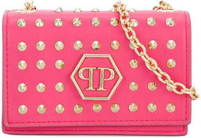 Philipp Plein Junior Teen studded shoulder bag