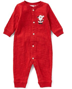 Starting Out Baby Boys Newborn-9 Months My First Christmas Santa Coverall