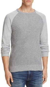 Sovereign Code Argent Waffle Knit Sweater