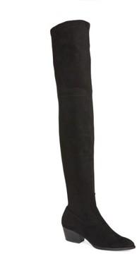 Dolce Vita Women's 'Sparrow' Thigh High Almond Toe Boot