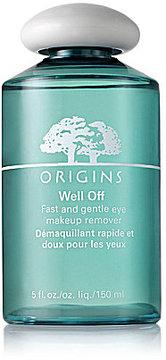 Origins Well Off® Gentle Eye Makeup Remover