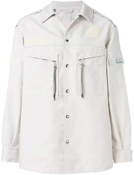Lanvin boxy shirt jacket