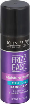 John Frieda Travel Size Frizz Ease Moisture Barrier Firm Hold Hairspray