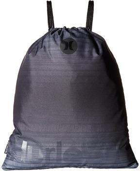 Hurley - Renegade Printed Cinch Sack Day Pack Bags