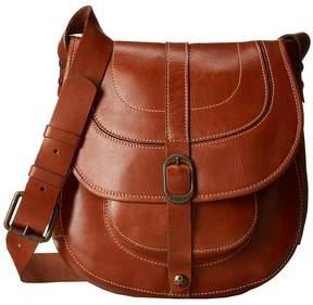Patricia Nash Barcelona Saddle Bag Handbags
