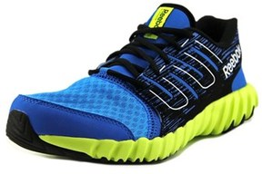 Reebok Twistform Round Toe Synthetic Running Shoe.