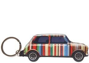 Paul Smith Mini Car Keyring