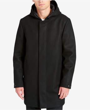 DKNY Men's Performance Hoodie Coat