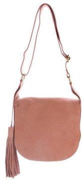 A.L.C. Suede Jackson Saddle Bag